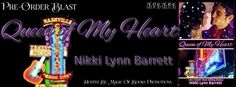 QUEEN OF MY HEART Life Wont Wait Book #1   by  Author Nikki Lynn Barrett