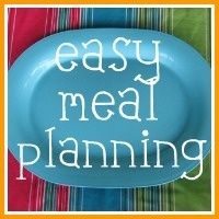 Meal Planning from the Peaceful Mom Blog (Weeks and weeks worth of meal plans. One hundred dollars a week feeds 6 people where she lives... might not work out here... but at least I get some new ideas.)
