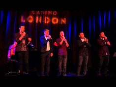 Collabro - Kiss the Air by Scott Alan (London Hippodrome 14th September) - YouTube