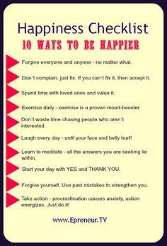 14 keys to a Happy life. Habits of Happy People http://howtobehappy.guru/14-keys-to-a-happy-life/