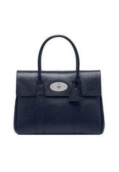Mulberry bayswater  navy  midnight  blue Miss Piggy 53e409dfa9710