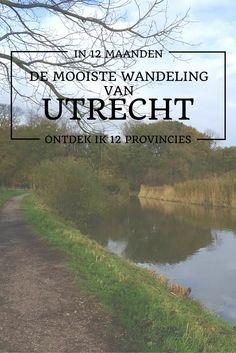 Wandelen langs de Kromme Rijn, de mooiste route van Utrecht!