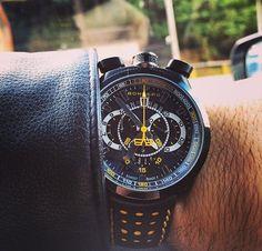 Bomberg watch.