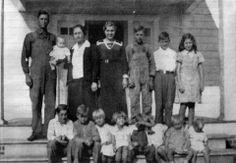 Angus Kessler Family, Monticello, Ga