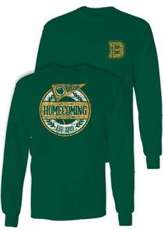 Homecoming T Shirt Design Ideas request a free proof Two Weeks Til Baylor Homecoming 2013 Baylor 2013 Homecoming Long Sleeve Homecoming 2014tailgatinglogo Ideasbookstoresshirt Designsshirt