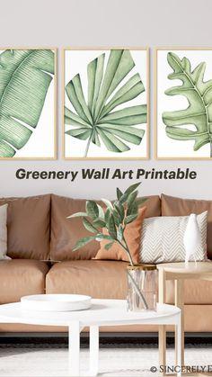 Printable Designs, Printable Wall Art, Printables, Modern Farmhouse, Farmhouse Decor, Luxury Bedding Sets, Contemporary Wall Art, Diy Wall Art, Greenery