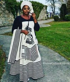 African Traditional Wedding Dress, African Fashion Traditional, Traditional Outfits, African Dresses For Women, African Wear, African Fashion Dresses, African Wedding Attire, African Weddings, Xhosa Attire