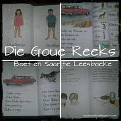 Hart van die Huis: Boek loer: Die Goue Reeks Leesboeke
