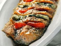 Seafood Dishes, Fish And Seafood, Food N, Food And Drink, Fish Food, Low Carb Recipes, Cooking Recipes, Finnish Recipes, My Cookbook