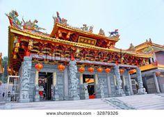 Tianzhuyan Temple in Xiamen, China