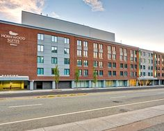 Homewood Suites by Hilton Boston/Brookline Hotel, MA - Exterior