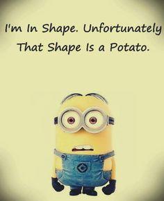 Potato Shape