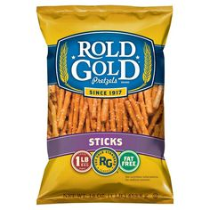 Rold Gold Milk Chocolate Covered Pretzels