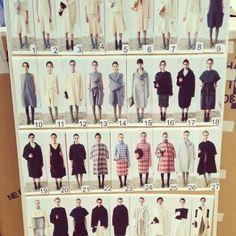 Celine @ Paris Womenswear A/W 2013 - SHOWstudio - The Home of Fashion Film