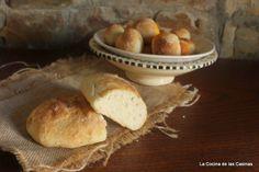 La Cocina de las Casinas: Bollinos de Pan Preñaos