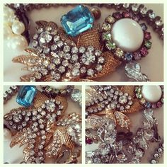 Vintage Jewelry Finding~