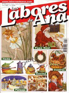 Labores de Ana nº 126 - Revista - Álbumes web de Picasa