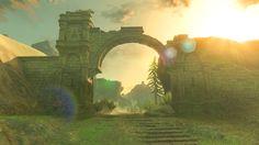 Legend of Zelda: Breath of The Wild HD Landscape Wallpaper