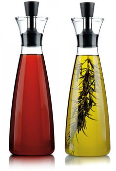 Bottle for vinagre and oil - Eva Solo...100% design