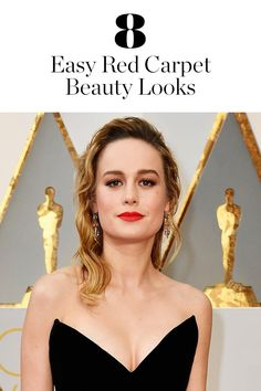 From the Grammys to the Oscars, there has been no shortage of beauty inspiration recently. Here, some easy tips to recreating the looks at home. Oscars, Date Night Makeup, Smokey Eye Tutorial, Get Glam, Hollywood, Red Carpet Fashion, Cool Eyes, Makeup Inspiration, Style Me