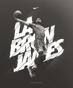 Nike labron james personal project on behance really like it lebron james w