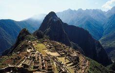 Lugares mais lindos do mundo: Machu Picchu, Peru