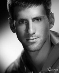 Novak Djokovic – Studio Harcourt Paris
