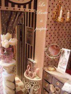 Charlie Miniatures: Boutique lingerie terminée !