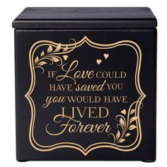 Cremation Urn for Human Ashes/Keepsake Box for Pet Ashes Memorial Urns, Memorial Gifts, Keepsake Urns, Keepsake Boxes, Dog Urns, Pet Cremation Urns, Pet Ashes, Human Ashes, Funeral Urns