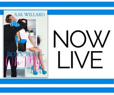 NOW LIVE: Boys Toys  Oh My By A.M. Willard  Boys Toys  Oh My Vol 2  By A.M. Willard  Genre: Romance  Is this what my life has become Selling novelty items to couples I walked away from it all  the job and the guy because he thought I was a stripper The problem I still want the guy and I still blush at the word penis. Not as much but the heat still rises when I stop to think about what Im saying. Yes this is my new life and I have to find the confidence to live it like I own it. I knew…