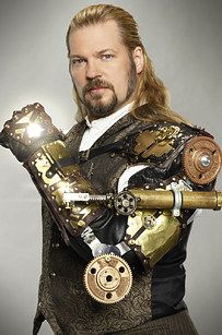 Fashion is all precision and attention to detail, like making sure all 35 gears on your huge metallic gauntlet arm are oiled and polished. | 14 Fashions That Put The Steam In Steampunk