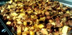 Stuffing from PaleOMG - compare to Arsy's recipe