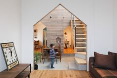 Hazukashi House by ALTS Design Office - Kyoto, Giappone - 2014
