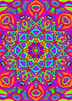Mandala 5 Vind ik persoonlijk de mooiste