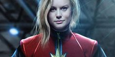 Captain Marvel: Brie Larson Starts Her Research in New Photo