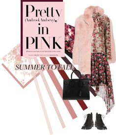 """""""Autumn Pink"""" by lisabedow on Polyvore"""
