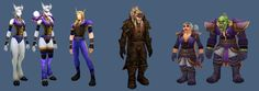 World of warcraft client s