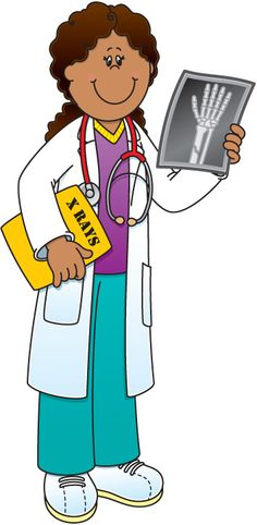 Community Helper: Doctor Community Workers, School Community, People Who Help Us, Community Helpers Preschool, Doctors Day, Carson Dellosa, School Clipart, Female Doctor, When I Grow Up