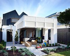 Modern Two-Storey Extension at this Sandringham House Makes an Impression