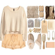 ~ Lazy day ~ by berina-2000 on Polyvore featuring moda, H&M, A.L.C., UGG Australia, Loren Stewart, Tom Ford, Michael Van Clarke, Bloomingville, Rosenthal and Tag