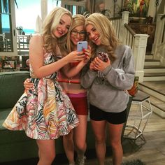 bonniejwallace: Feeling so nostalgic as Liv and Maddie wraps its 80th and final episode this week. Decided to just go with it, so I'll be posting a lot of memories and #bts from those amazing and special 4 years of our lives  #livandmaddie #livandmaddiecalistyle