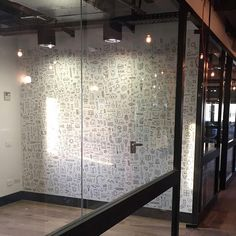 Mindspace wall