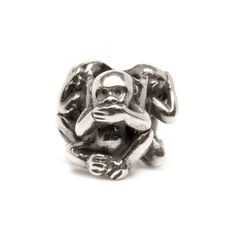 ✔️ Tre Scimmie - Per non vedere il male, per non sentirlo e per non pronunciare malvagità.