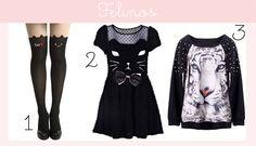 vestido de gatinho - Pesquisa Google