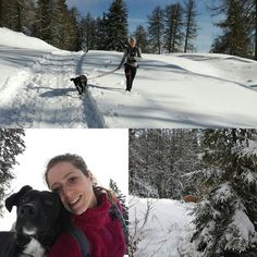 #trekking #camminarefabene #trentinodavivere #montagna #winter #falchettolovers #falchetto #valdinona4zampe #snow #You&Me #amore #happiness #sky #ariafresca @visittrentino @valdinon