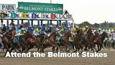 Attend the Belmont Stakes / Bucket List Ideas / Before I Die