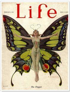 Blog Archive Illustration Art in 1920′s annamissed.com