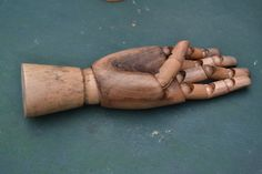 Articulated+wooden+hand, £38.00 Wooden Hand, Shopping