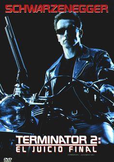 Terminator 2: el juicio final (1991) EEUU. Dir: James Cameron. Ciencia ficción. Acción. Películas de culto - DVD CINE 177