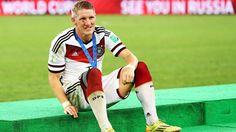 2014 FIFA World Cup™ - Photos - FIFA.com  Bastian Schweinsteiger of Germany celebrates